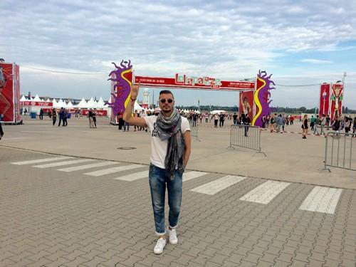 La Lollapalooza, Berlin. Courtesy of Ovidiu Muresanu - The Stories of O