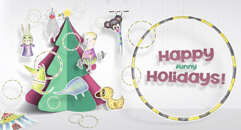 Marabeca - Happy Holidays!