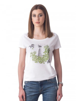 THE PRINCESS AND THE PEA T-SHIRT (T21-206C001)