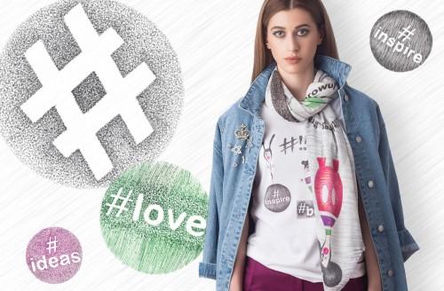 Marabeca Hashtag tShirt