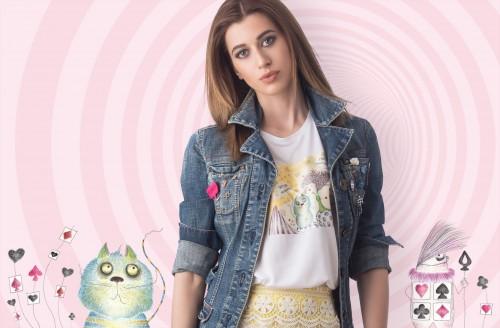 Marabeca Vortex Wonderland tShirt