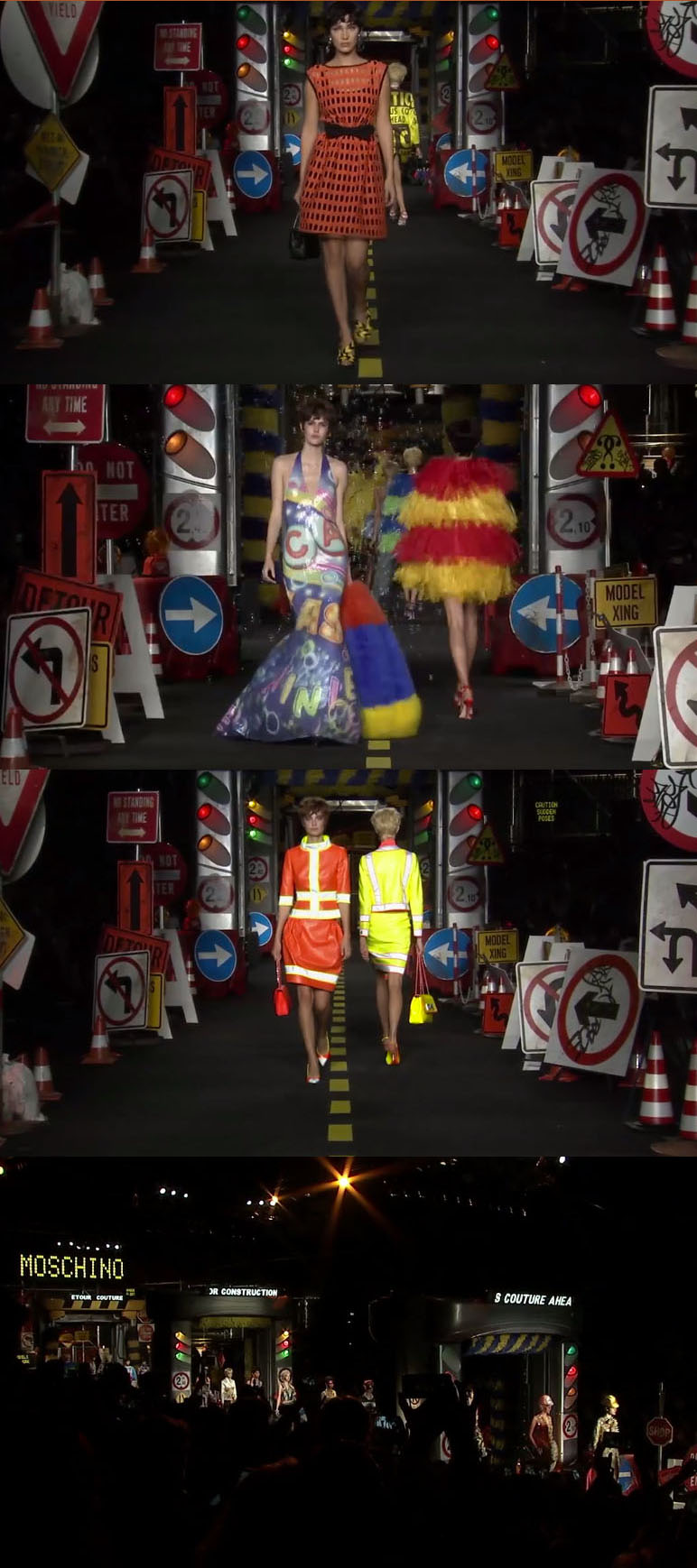 Moschino - Milan Fashion Week