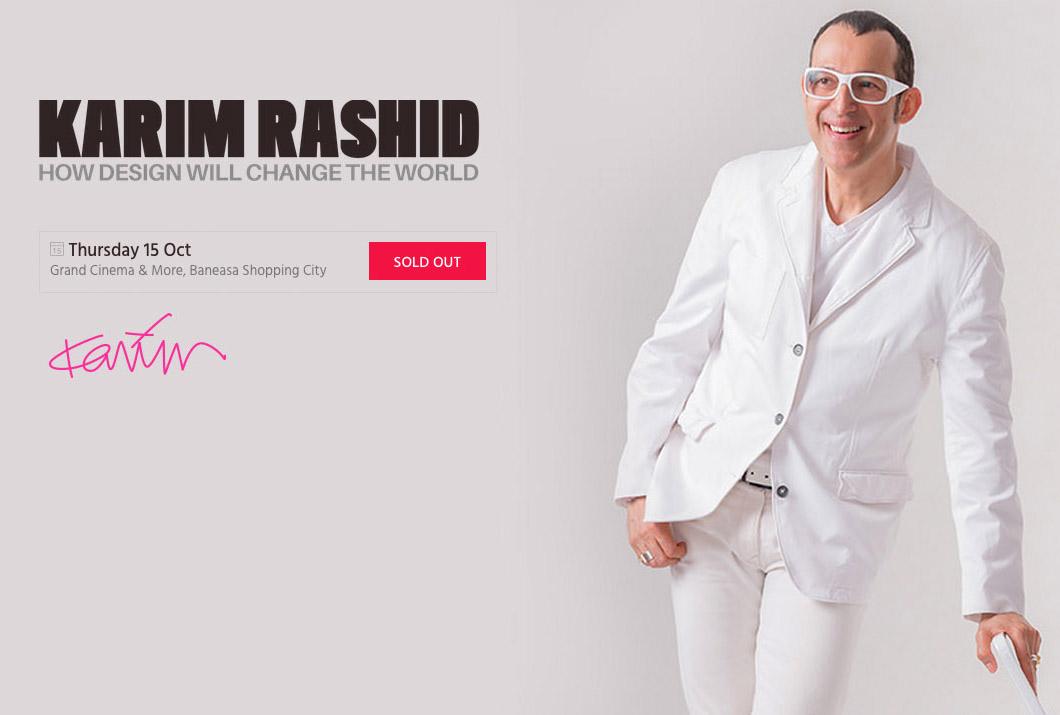 Karim Rashid - BrandMinds