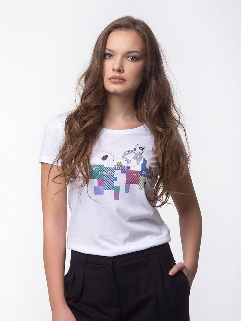 WISHES T-SHIRT (T5-206C001)
