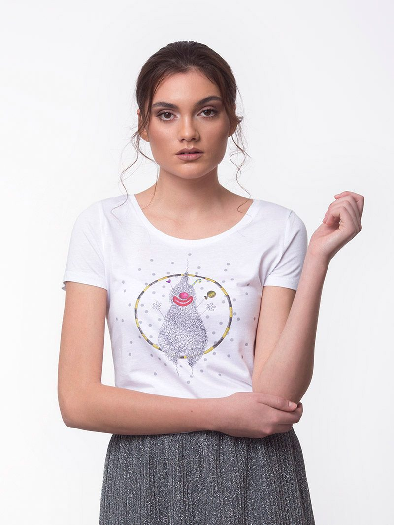 CLOWN T-SHIRT (T2-206C001)
