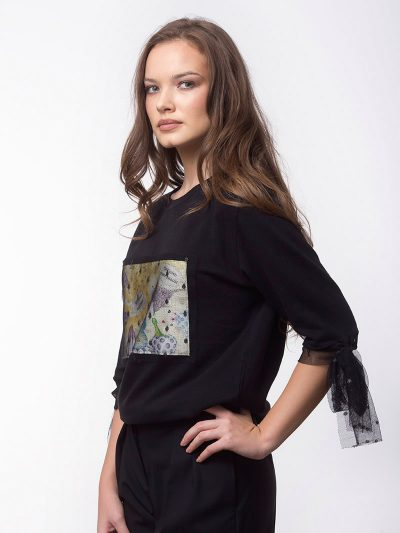 VORTEX WONDERLAND SWEATSHIRT (T15-138C002)