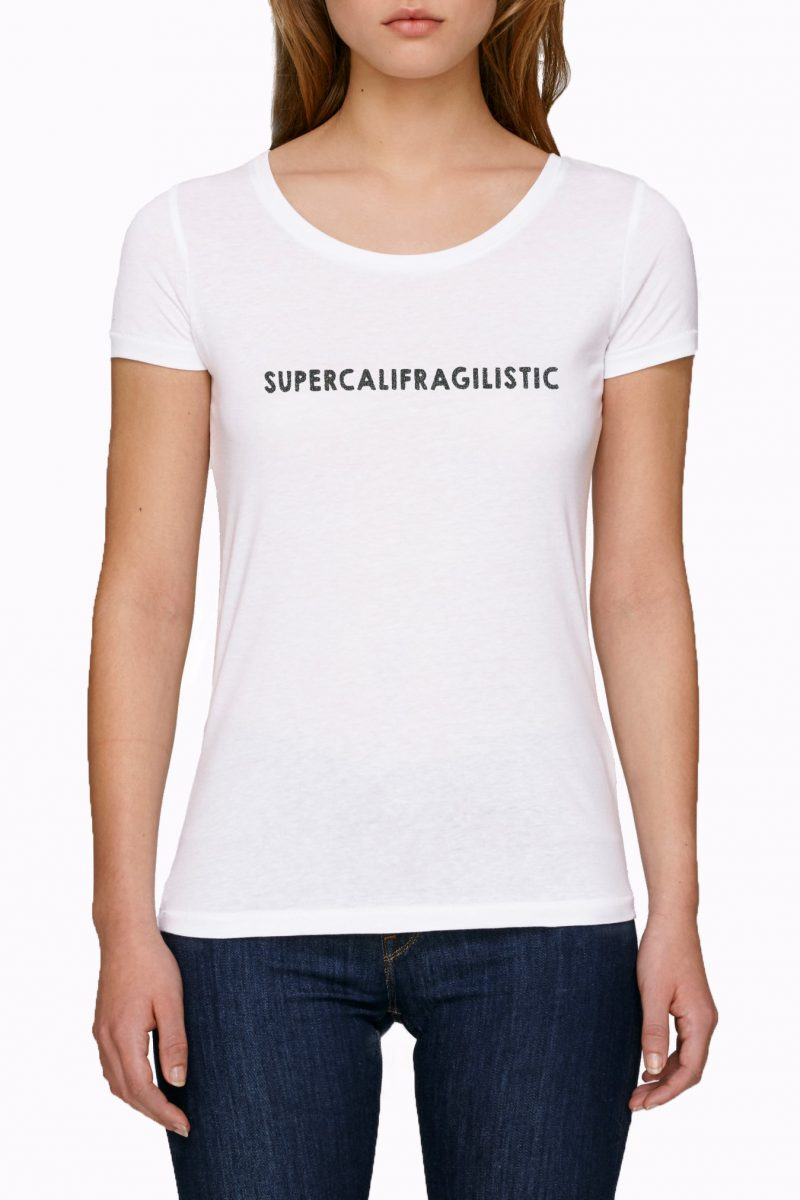 Supercalifragilistic front