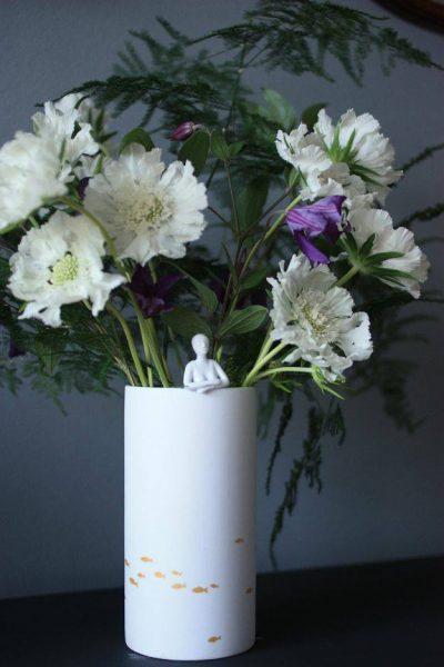 Pond Porcelain Vase