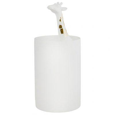 Giraffe Porcelain Vase