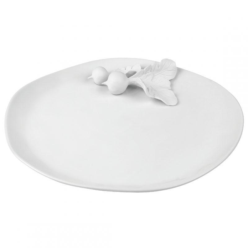 Plate Radish