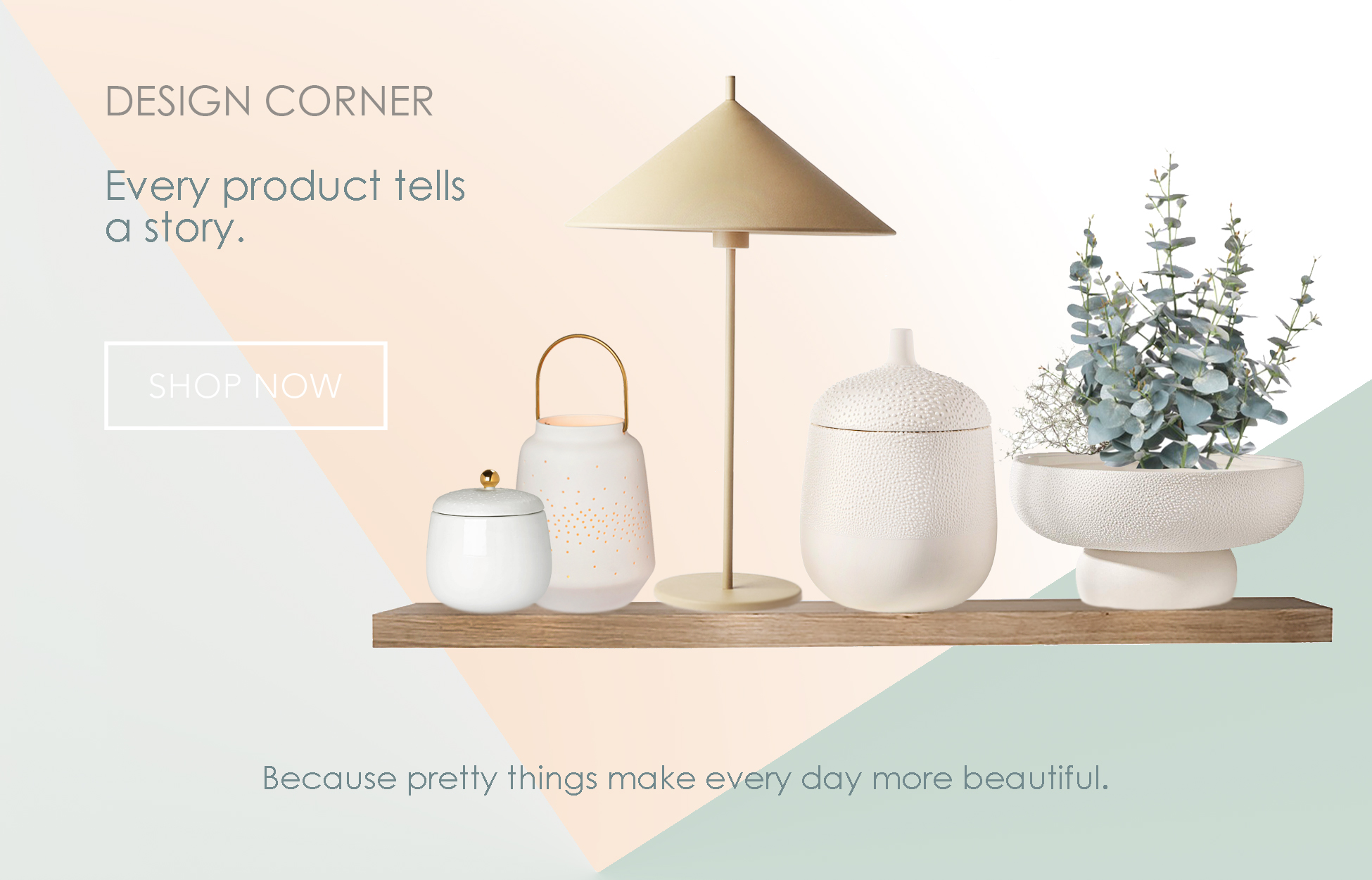 Slider design corner